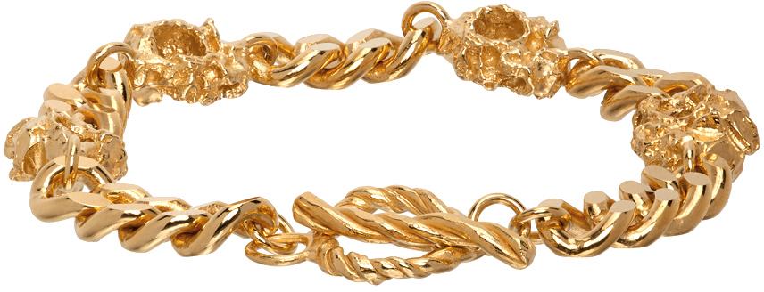 Gold Veneda Bracelet
