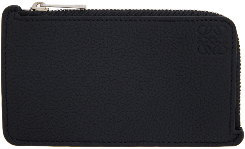 Black Zip Cardholder