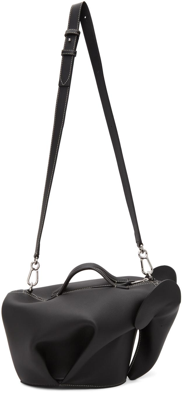 Black Large Elephant Bag