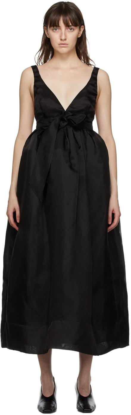 Black Rosella Dress