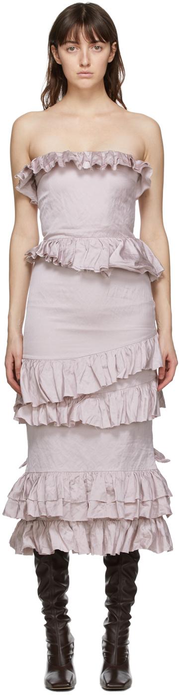 Purple Rosella Dress