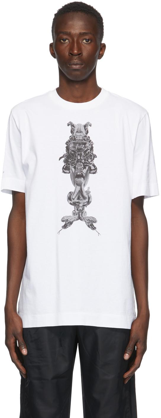 1017 ALYX 9SM White Manico T Shirt 202776M213071