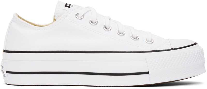 White Chuck Lift Sneakers