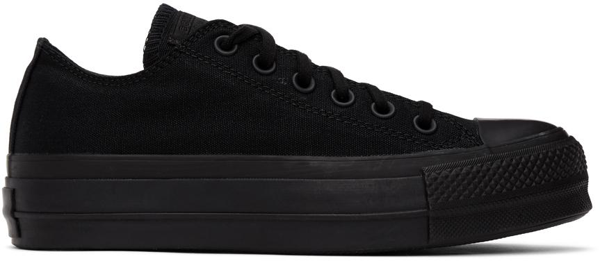 Converse 黑色 Chuck Lift Monochrome 运动鞋