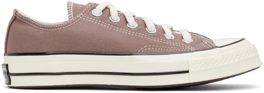 Converse 紫色 Chunk 70 OX Seasonal Color 运动鞋