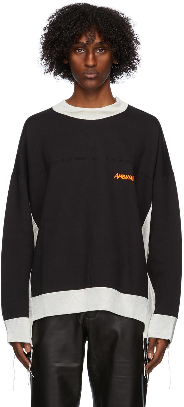 Navy Mix Sweatshirt