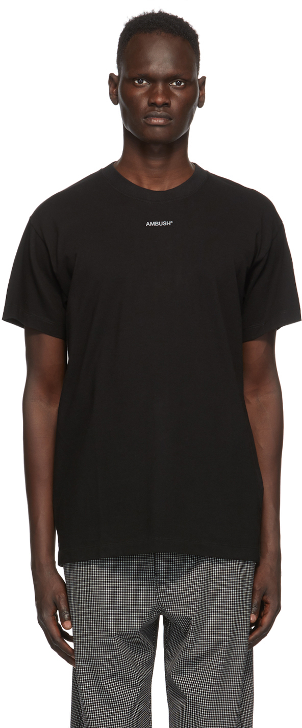 Black XL Logo T-Shirt
