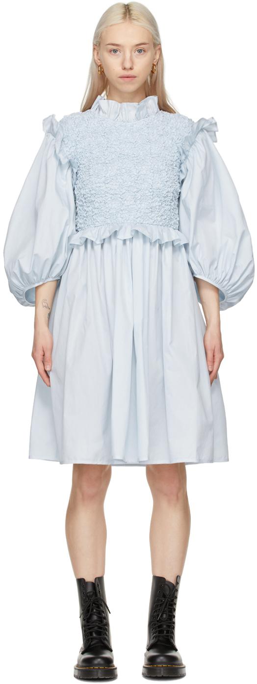 SSENSE Exclusive Blue Cora Dress