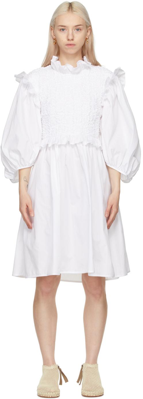SSENSE Exclusive White Cora Dress