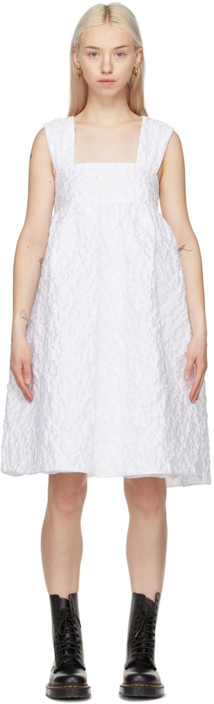 SSENSE Exclusive White Pandora Dress