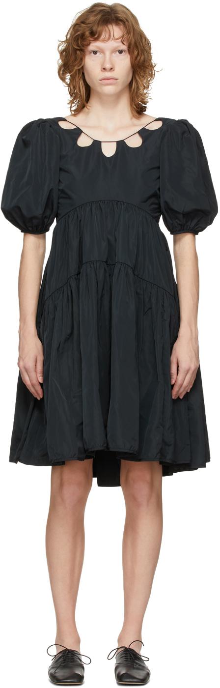 Black Harriet Dress