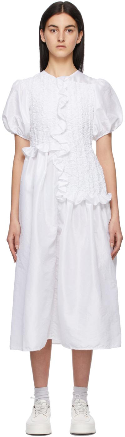 White Camden Dress