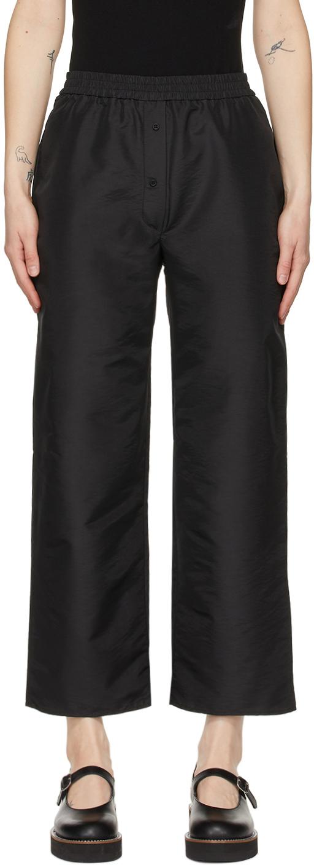 Black Amber Trousers