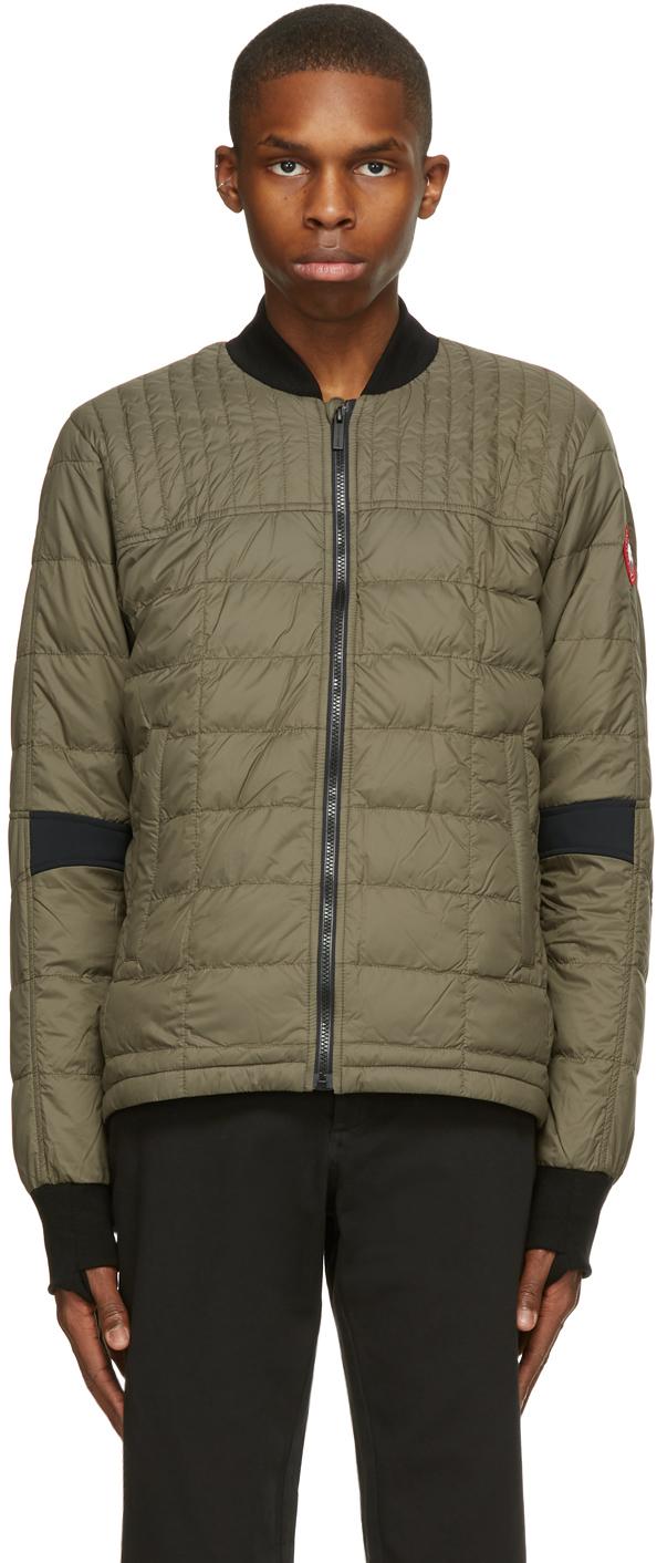 Green Down Dunham Jacket