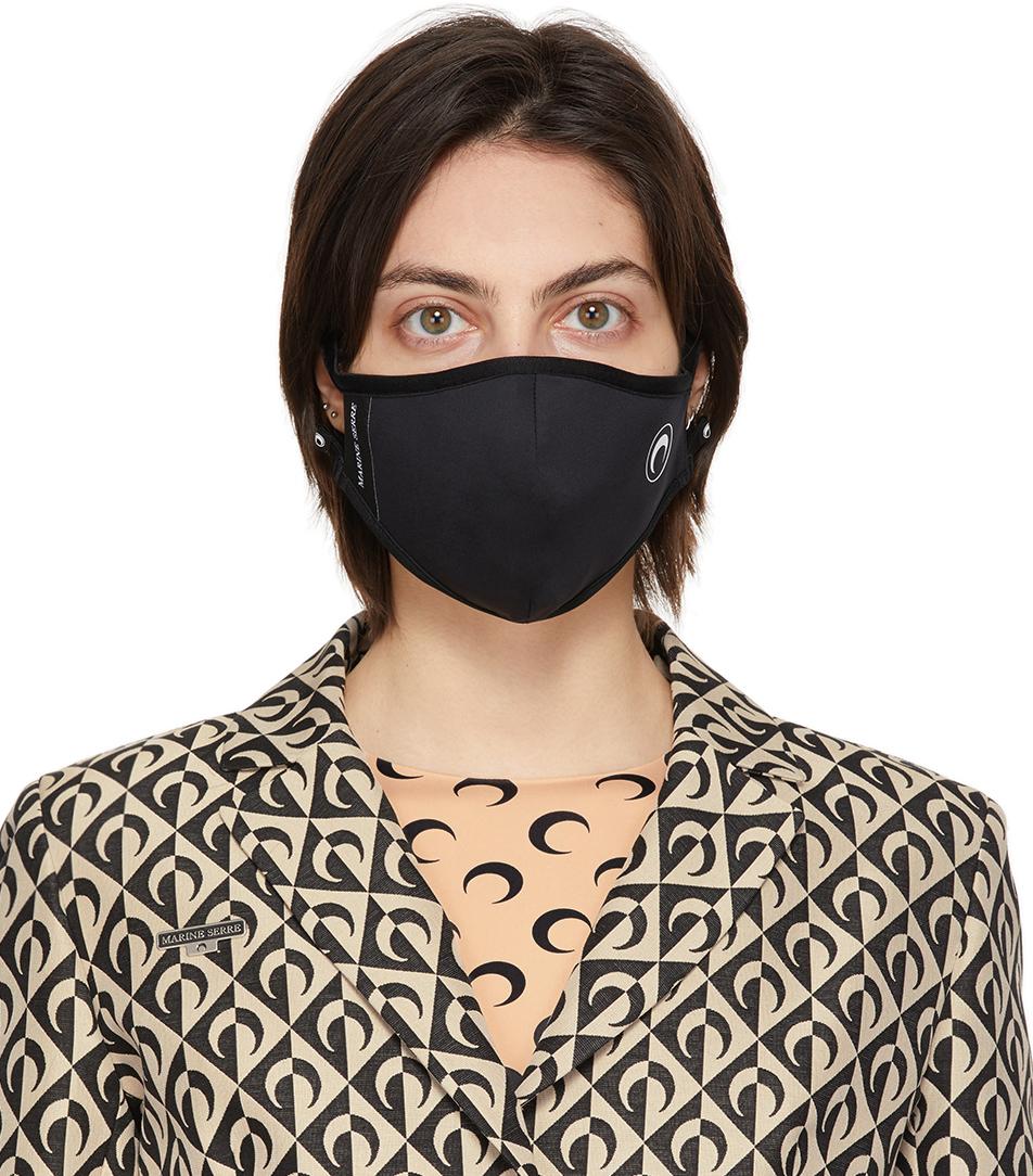 Black Daily Wear Mask