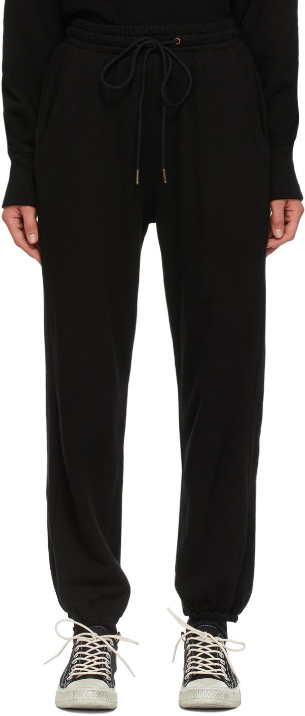 Black Laila Lounge Pants