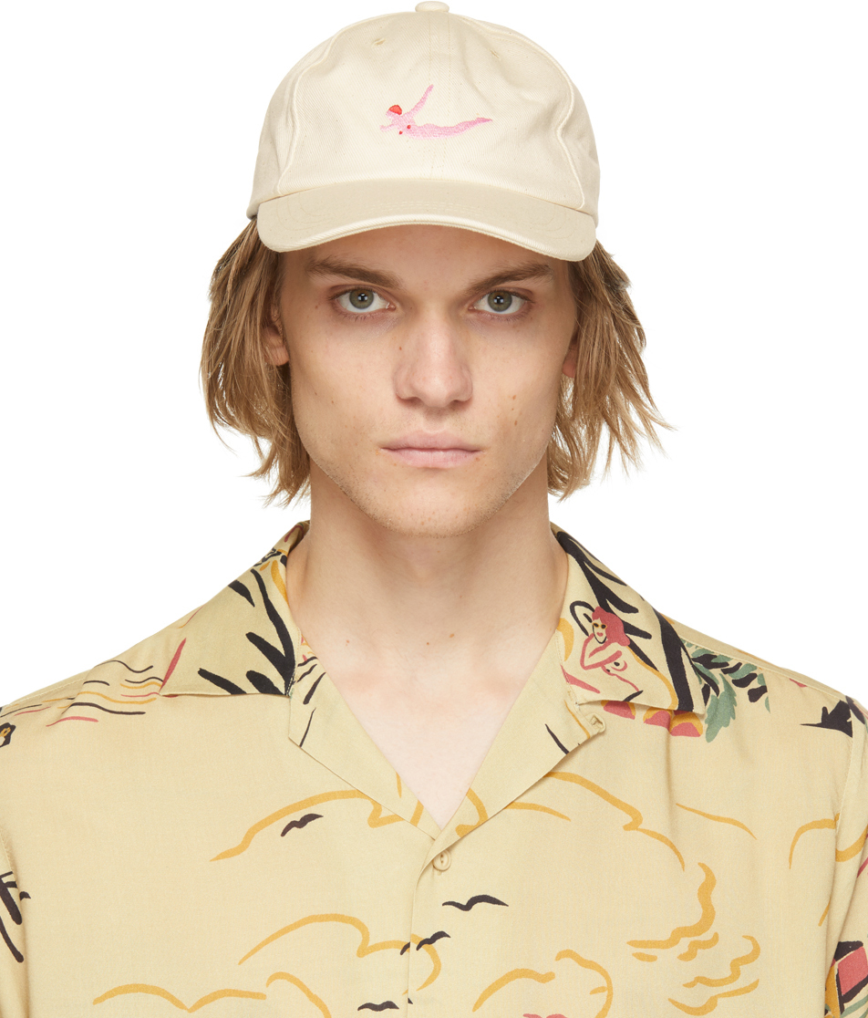 Off-White Diving Into Miss Daisy Cap