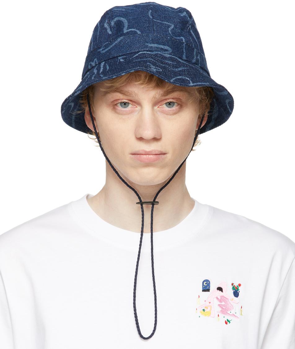 Blue Denim Willy Bucket Hat