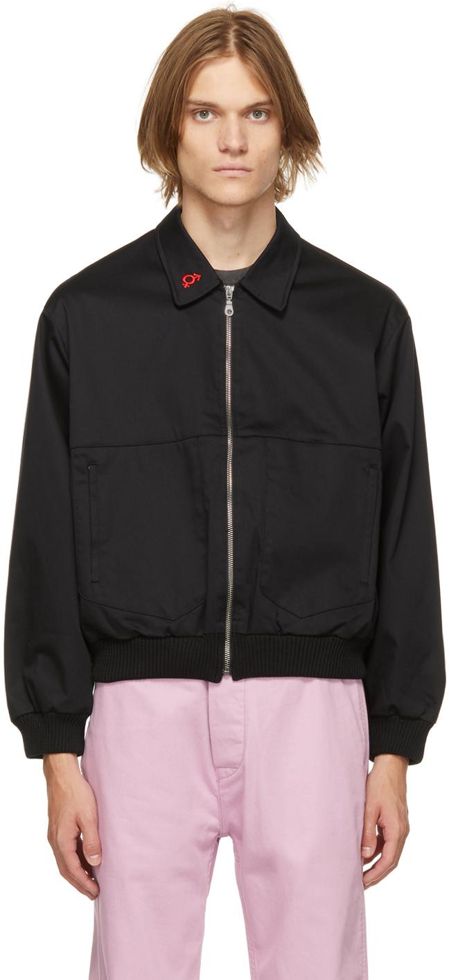 Black & Red Evil Heads Jacket