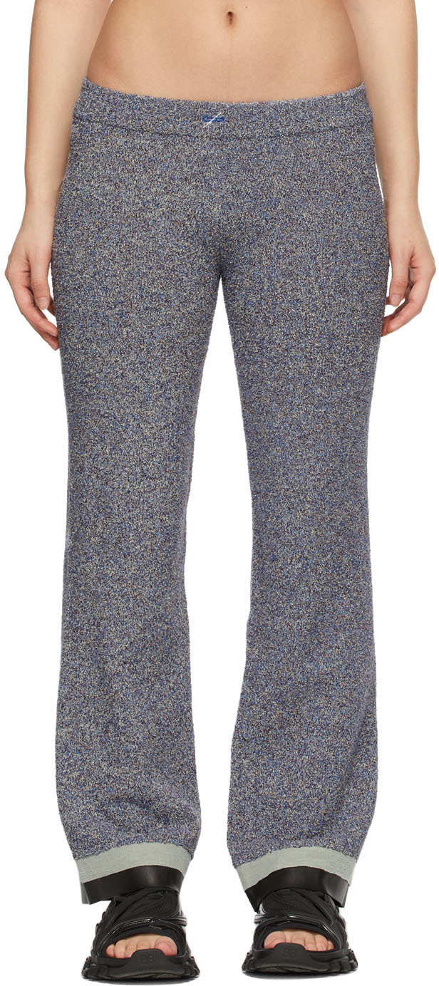 Multicolor Terrycloth Lounge Pants