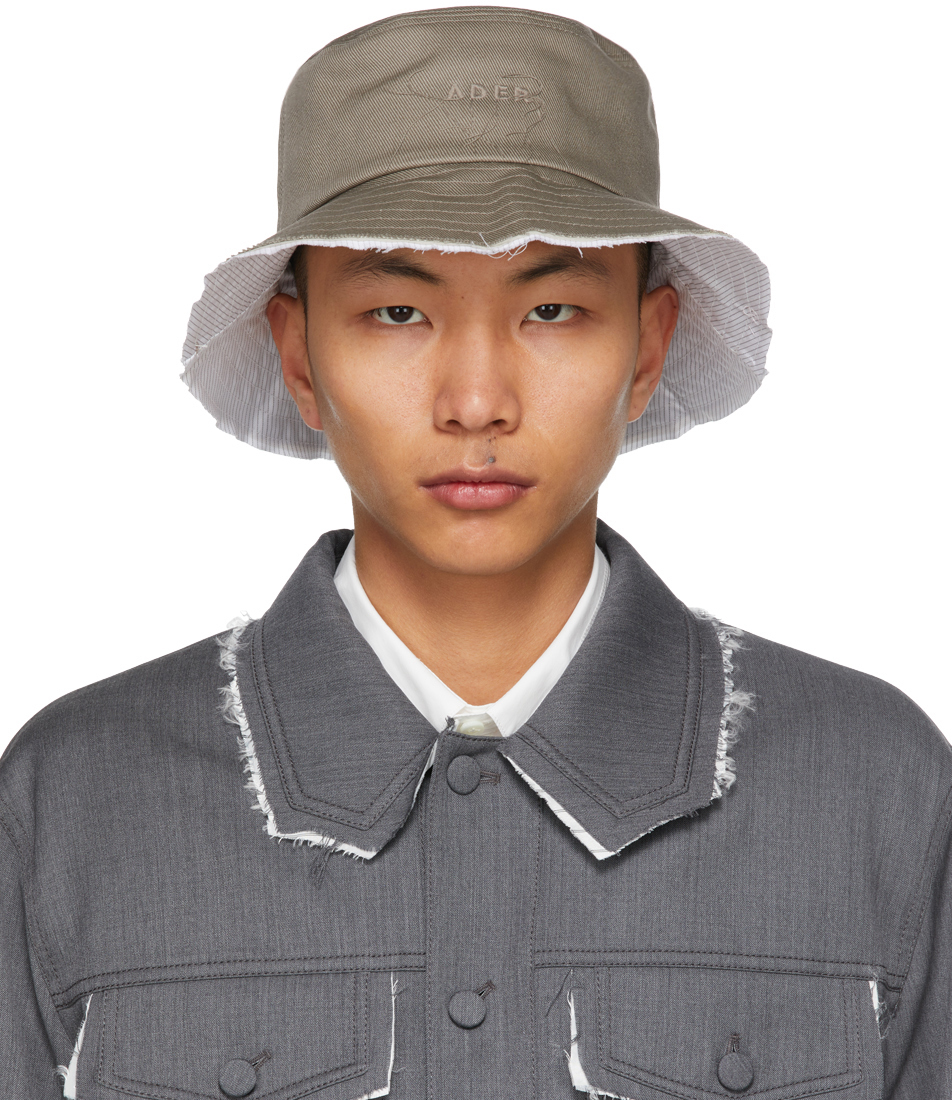 Khaki 04 Bucket Hat