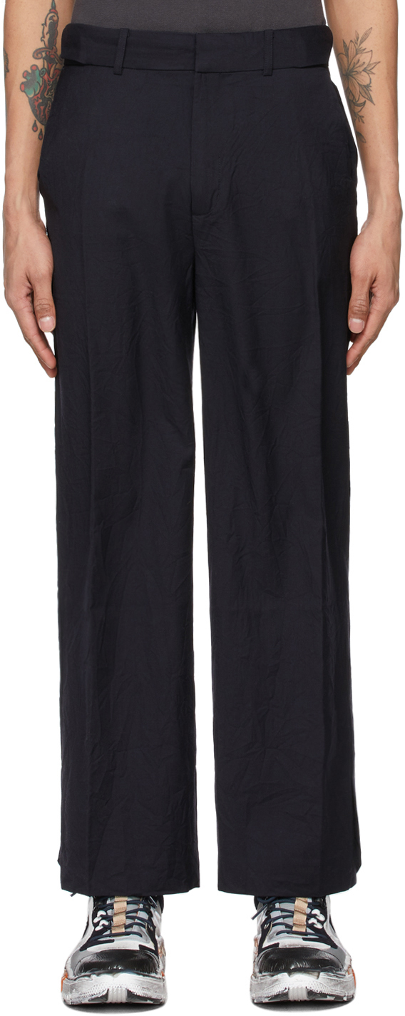 Black Blang Trousers