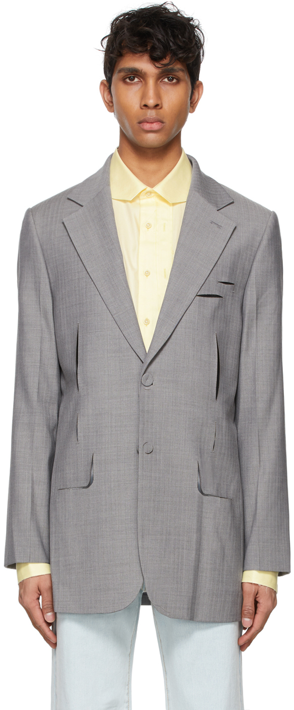 Grey Dellne Blazer