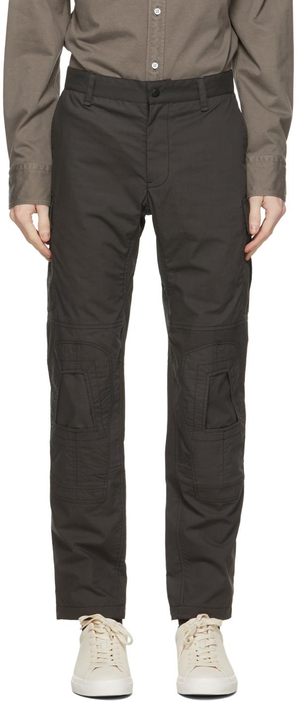 Rag & Bone 灰色 ArkAir 联名 Commando 工装裤