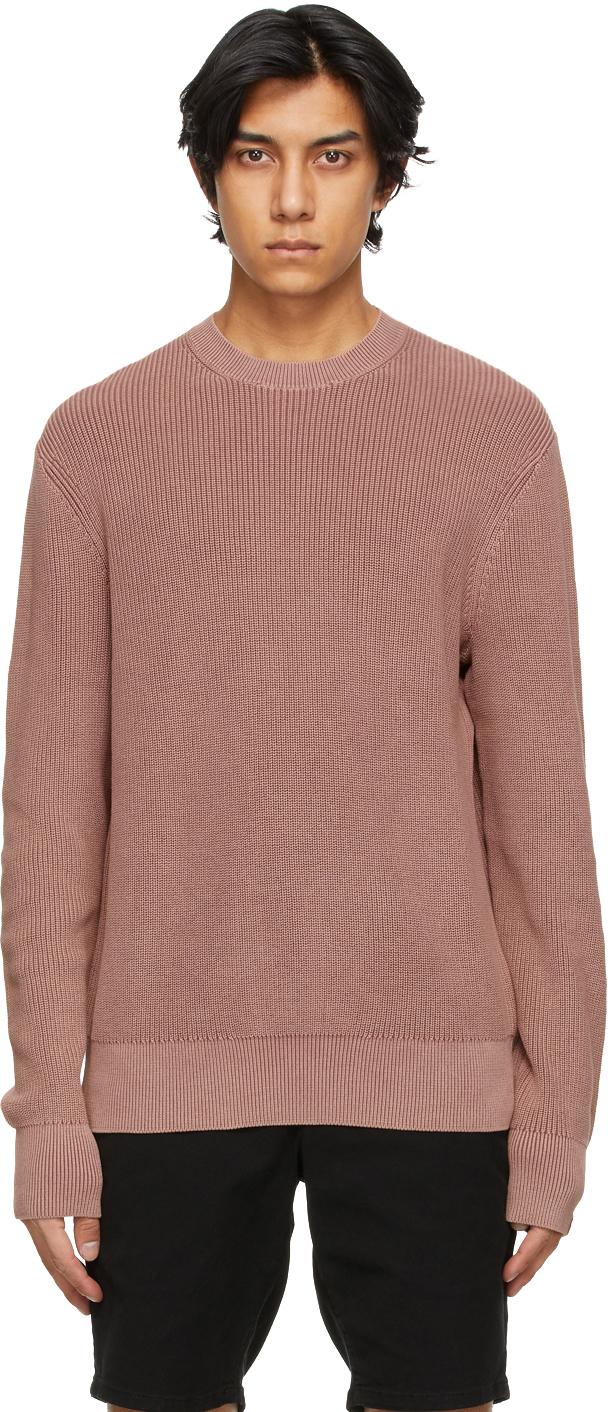 Rag & Bone 粉色 Dexter 针织衫