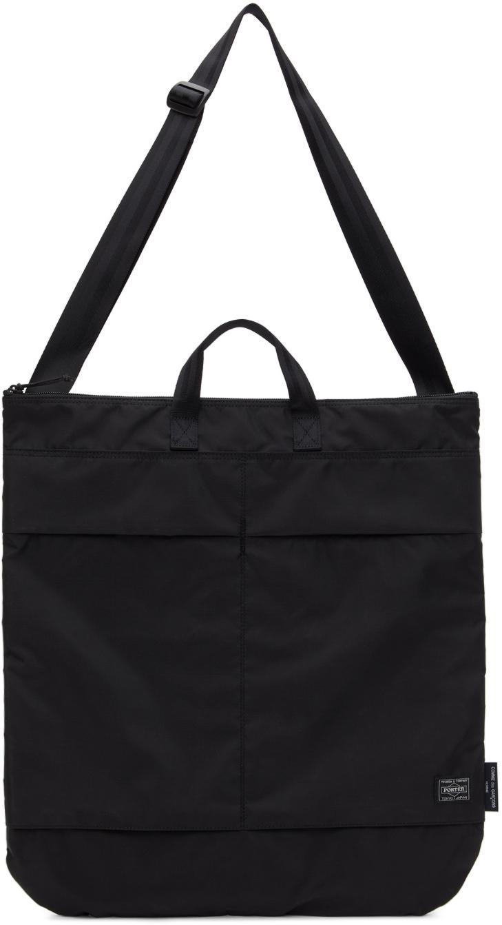 Black Porter Edition Nylon Tote