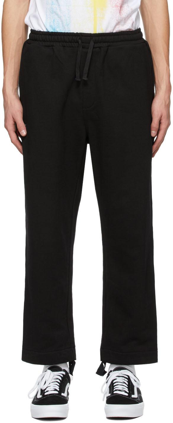 Double Rainbouu Black EZ Lounge Pants