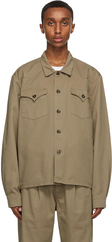 Khaki Jungle Shirt