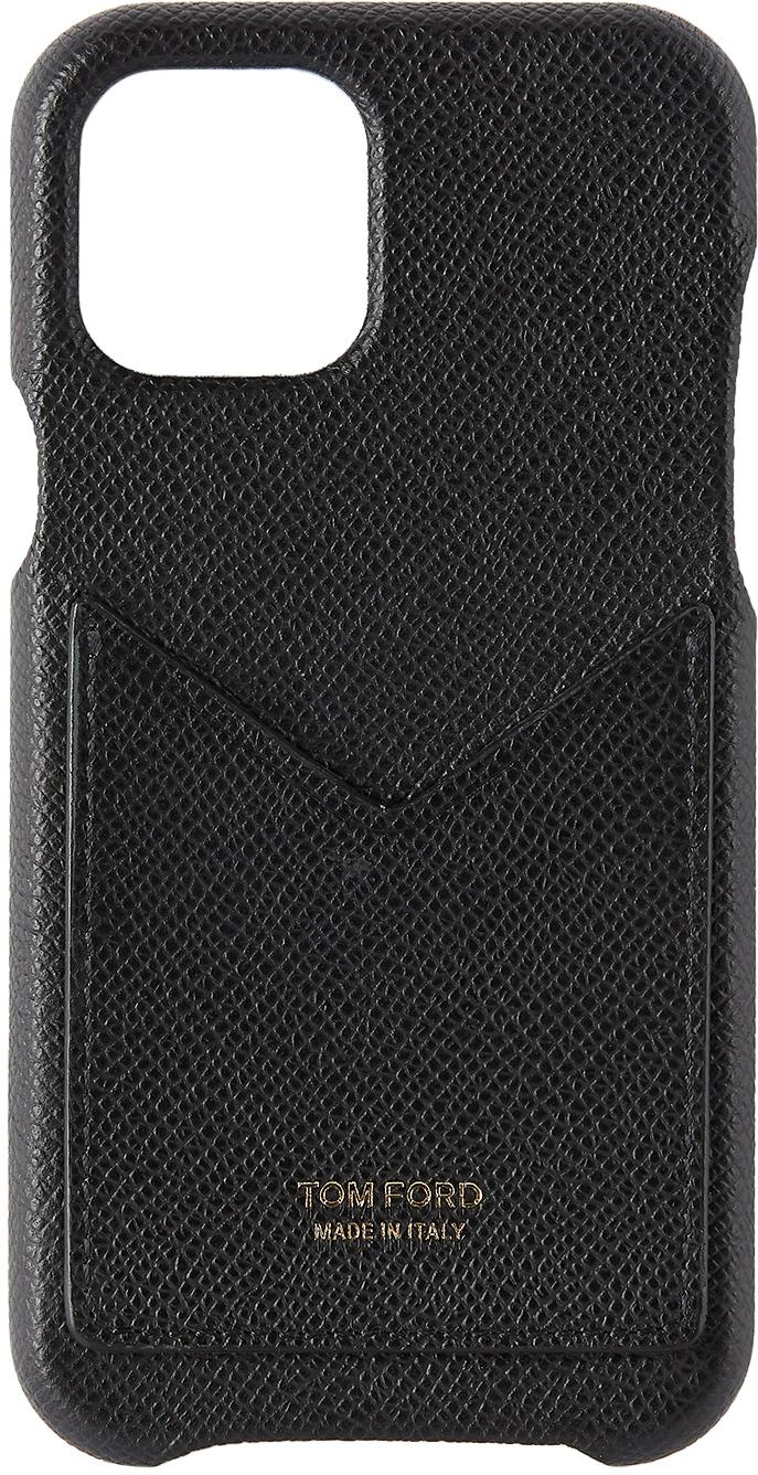 Black Card Slot iPhone 11 Pro Case