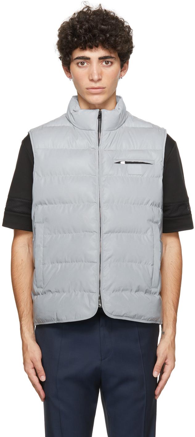 Silver Reflective Baltino2112 Vest