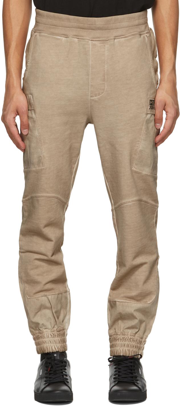 Beige Liam Payne Edition Duttercup Cargo Pants