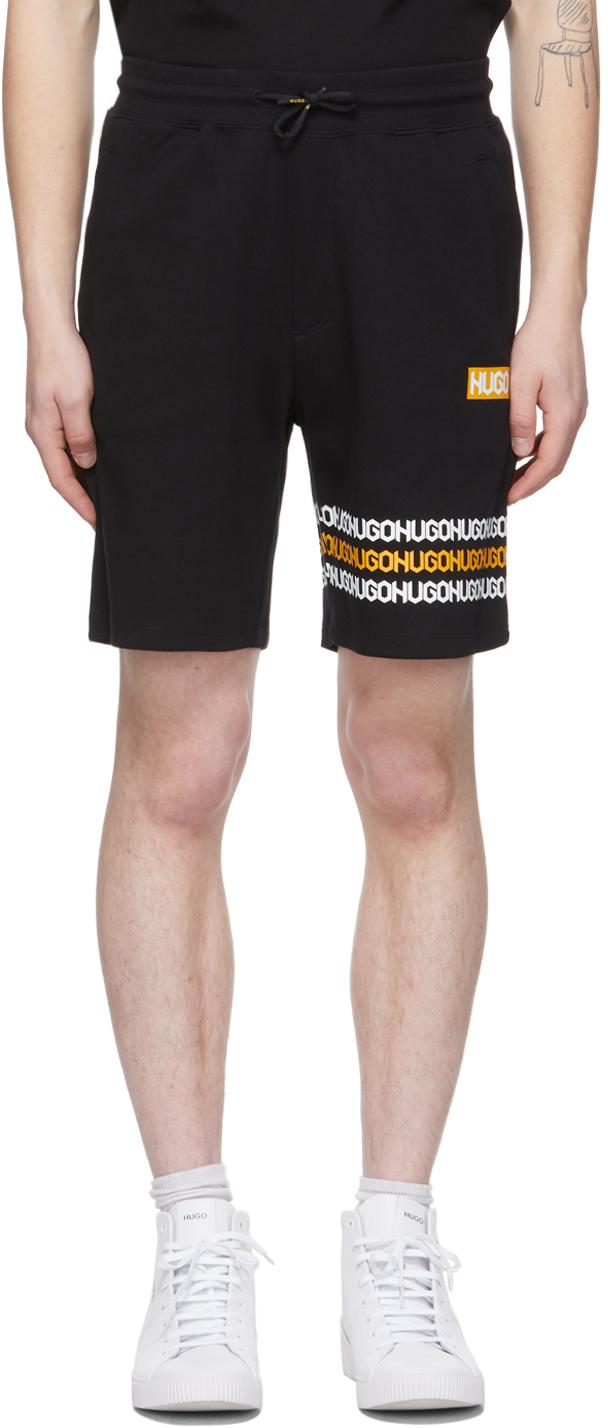 Black Dakumi Shorts