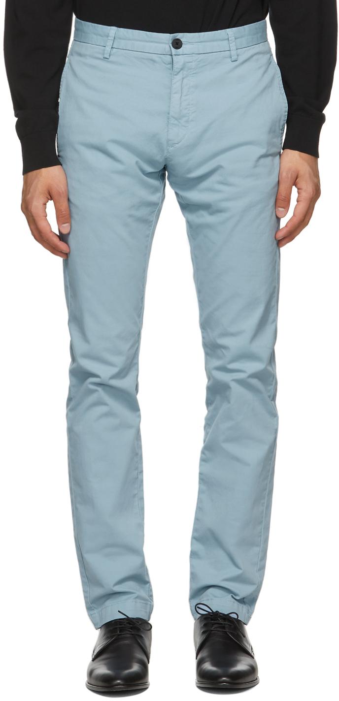 Blue David204D Trousers