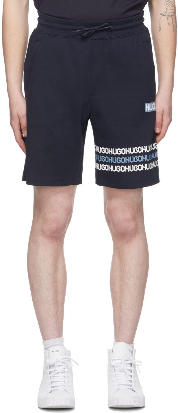 Navy Dakumi Shorts