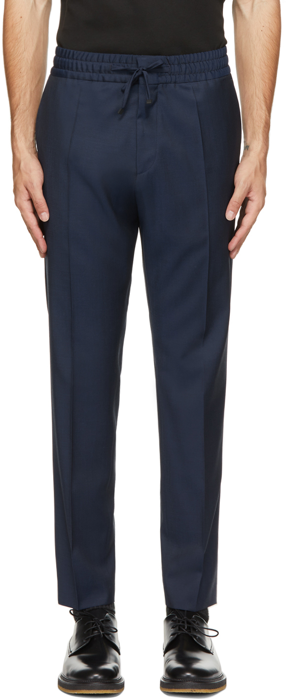 Navy Howard211 Trousers