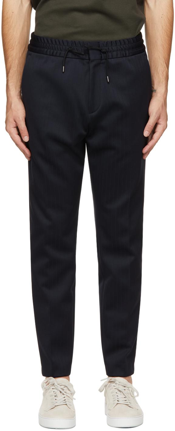 Navy Howard212J Trousers
