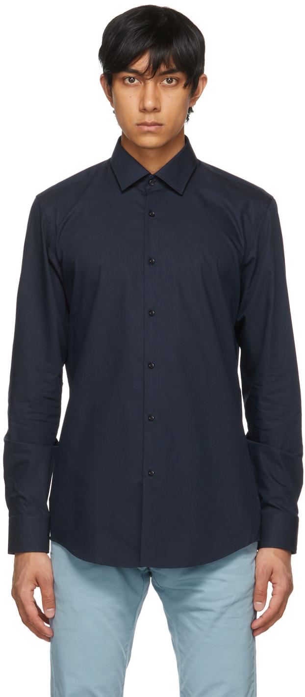 Navy C-Jenno Shirt