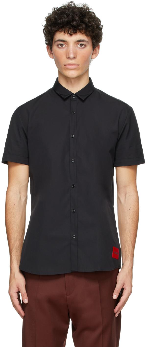 Black Empson Short Sleeve Shirt