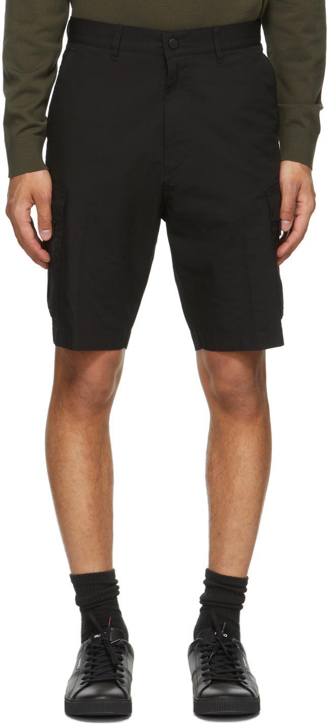 Black Johny212 Shorts