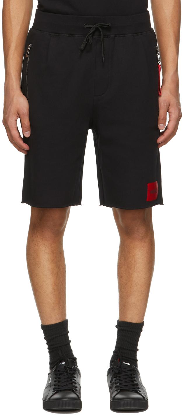 Black Dactus Shorts