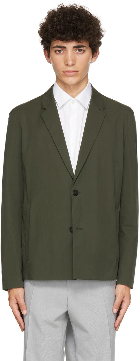 Green Arzal2121 Blazer