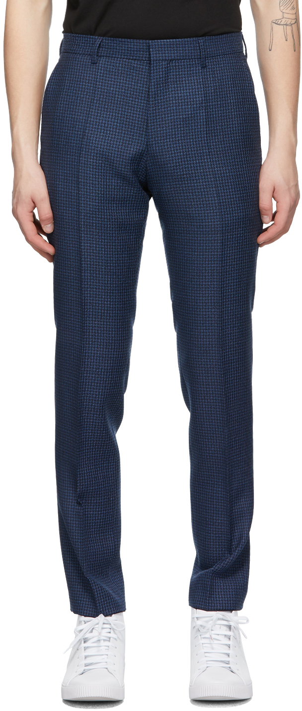 Blue Genius5 Trousers