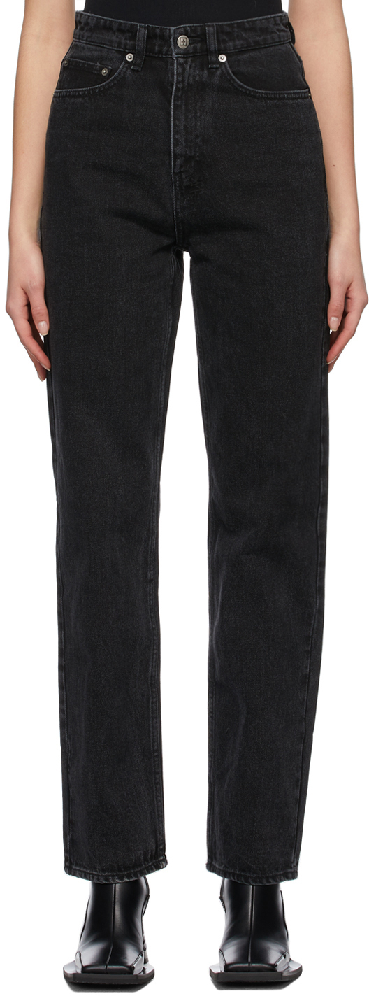 Ksubi Black Playback Jeans