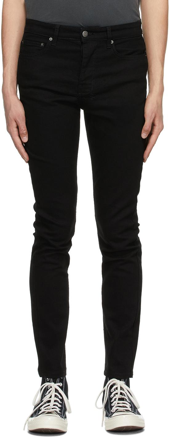 Ksubi 黑色 Chitch 牛仔裤