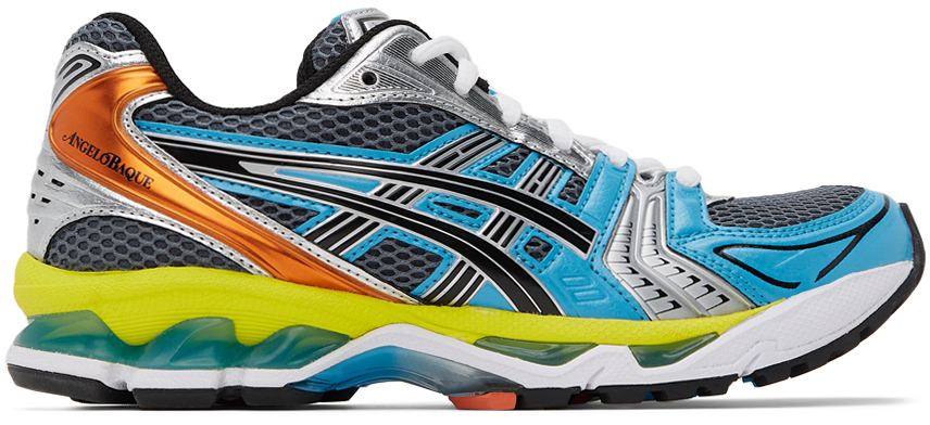 Multicolor Angelo Baque Edition Gel-Kayano 14 Sneakers