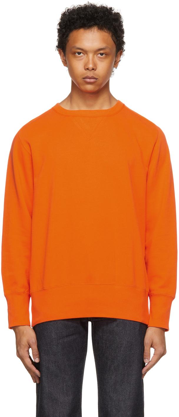 Orange Bay Meadows Sweatshirt